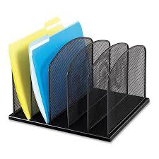Desk Folder Organizer Shop For Desktop File Sorters Desk Organizers Holders And More