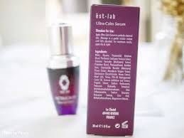 French Skin Care Products Estetica Beauty U0027s ést Lab Skincare Products Review Aldora Muses