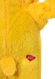 care bears classic funshine bear costume
