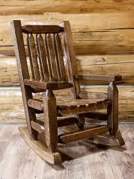 Rocking Chair Tab Homestead Barnwood Child U0027s Rocking Chair