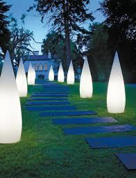 how to design garden lighting get luminous and dazzle garden lights carehomedecor