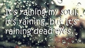 wedding quotes rainy day i reads