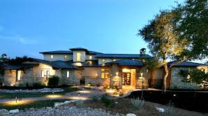 custom luxury home plans house plan hill country modern front elevation by zbranek holt