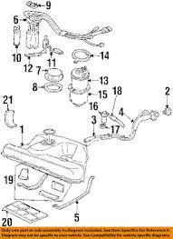 nissan almera fuel pump cadillac gm oem 95 96 eldorado 4 6l v8 fuel system fuel pump
