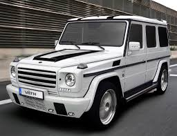 vath mercedes g55 amg has 680hp 840nm of torque and a top speed