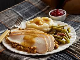 bob evans thanksgiving meal fall