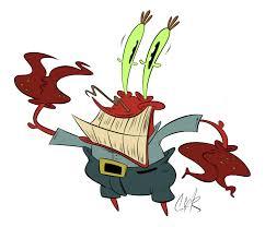 mr krabs by cosmic doodle on deviantart