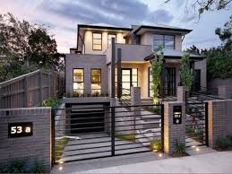 captivating 2 storey bungalow design 38 in modern 38 best duplex facades images on contemporary houses