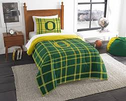 Ducks Unlimited Bedding Oregon Ducks Ncaa Comforter The Northwest Company Oregon Ducks