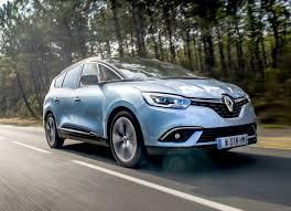 renault blue renault grand scenic estate review 2016 parkers