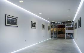 how to install led strip lights on plinths and kickboards