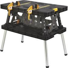 keter portable work table keter folding work table 17182239 ebay
