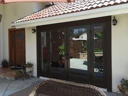 French Patio Doors Outswing by Ultra Patio Doors Refresh A Hacienda Style Home Milgard
