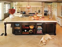 l shaped island kitchen with island andrea outloud