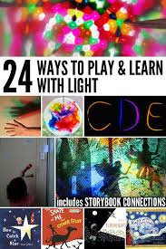 Light And Day 24 Light Themed Activities Book Suggestions Story Books And Plays