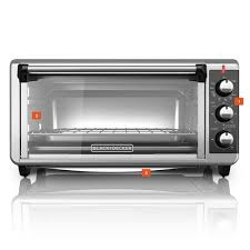 Quick Toaster Oven Recipes Black Decker Extra Wide 8 Slice Toaster Oven To3250xsb Black