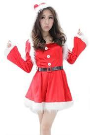 buy pink queen womens girls naughty miss santa claus costume dress