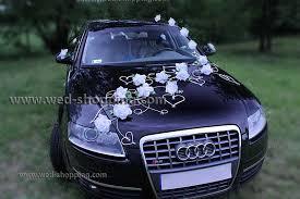 deco mariage voiture décoration auto mariage u car 33