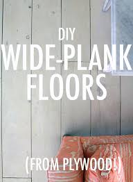 cheap diy flooring ideas and area rugs wide plank and plywood