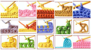 100 crochet stitch symbols u2013 design peak