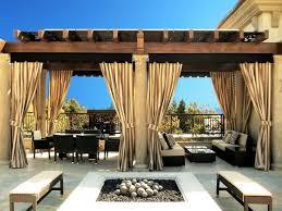outdoor pergola curtains outdoor goods