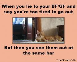 Too Tired Meme - when you lie to your bfgf and say youre too tired to go out but then