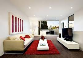 stunning interiors for the home rectangle shape livingroom interior design images colors