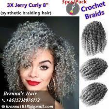grey marley braiding hair 2018 new freetress jamaican bounce marlybob kinky curly marley bob