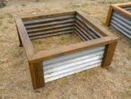 Corrugated Metal Garden Beds 16 Best Corrugated Iron Images On Pinterest Planters Raised