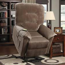 coaster 601025 brown power lift recliner chair ebay