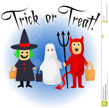 trick or treat royalty free stock image image 611066