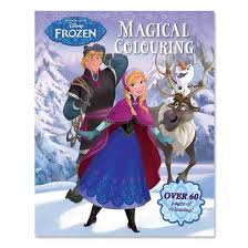 disney u0027s frozen magical colouring book socks gifts