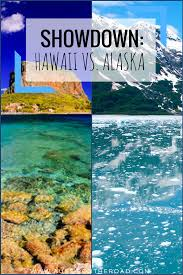 Alaska travellers check images Showdown hawaii or alaska png