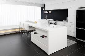cuisine blanche sol noir davaus cuisine blanche avec sol noir avec des idées