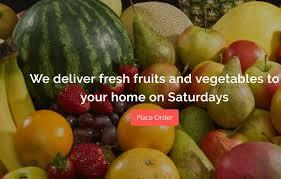 fresh fruit online order fresh fruits and vegetables online with yesharvest