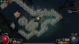 Poe Maps Spider Forest Map Official Path Of Exile Wiki