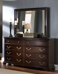 Dark Brown Changing Table by Homelegance Wrentham Dresser Dark Brown 2166 5