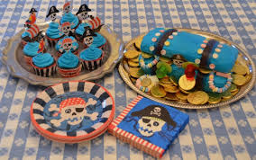 Pirate Cake Decorations Pirate Birthday Party Scavenger Hunt Idea Home Stories A To Z