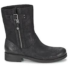 womens boots geox geox ankle boots boots d virna black geox boots sale