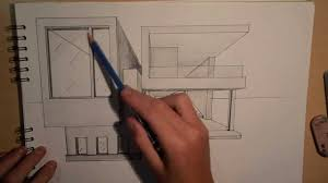 sketch of top ten modern architecture design 2 drawing a modern house 1 point
