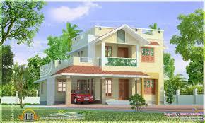 cute little two storied home design building plans online 9664