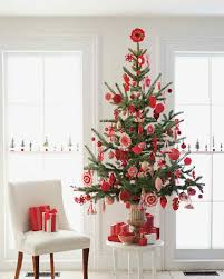 Christmas Home Decoration Pic 27 Creative Christmas Tree Decorating Ideas Martha Stewart