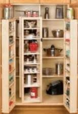 meuble a balai pour cuisine rangement cuisine tout pratique