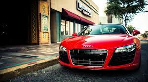 Audi R8 Red - audi r8 red 6992346