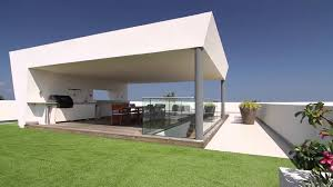 ultra contemporary beach house in rum point cayman islands youtube