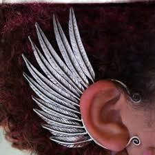 how to make feather ear cuffs women who will make you want to wear ear cuffs madamenoire