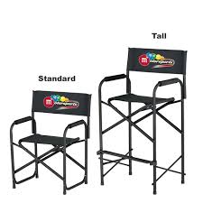 Tall Director Chairs Ez Director Chairs Personalize Director Chairs Ez Up Tall