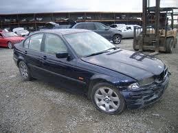 bmw 323i 1999 parts bmw 323i 4dr e46 parts car vehicle v12713
