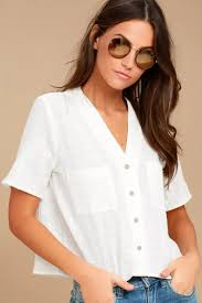white blouses 20 white blouses that ll upgrade your office style stylecaster
