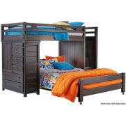 creekside twin loft bed with desk art van furniture